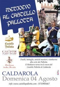Medioevo al Castello Pallotta